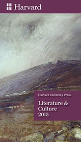 Cover: Literature & Culture 2015 Brochure