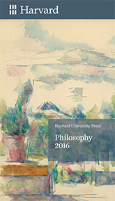 Cover: Philosophy 2016 Brochure