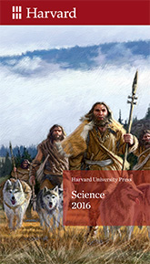 Cover: Science 2016 Brochure
