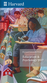 Cover: Education & Psychology 2017 Brochure