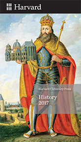Cover: History 2017 Brochure