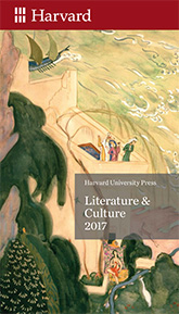 Cover: Literature & Culture 2017 Brochure