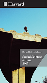 Cover: Social Science & Law 2017 Brochure