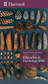 Cover: Education & Psychology 2018 Brochure