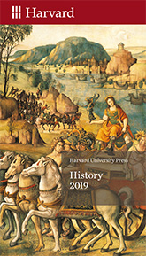 Cover: History 2019 Brochure