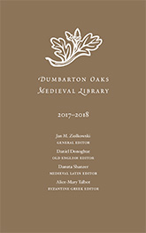 Cover: Dumbarton Oaks Medieval Library Brochure