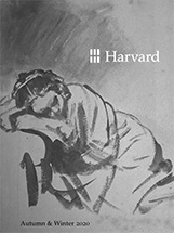 Cover: Harvard University Press Autumn/Winter 2020 Complete Catalog