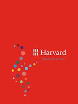 Cover: Harvard University Press Spring/Summer 2020 Complete Catalog