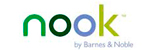 Logo of Barnes and Noble nook
