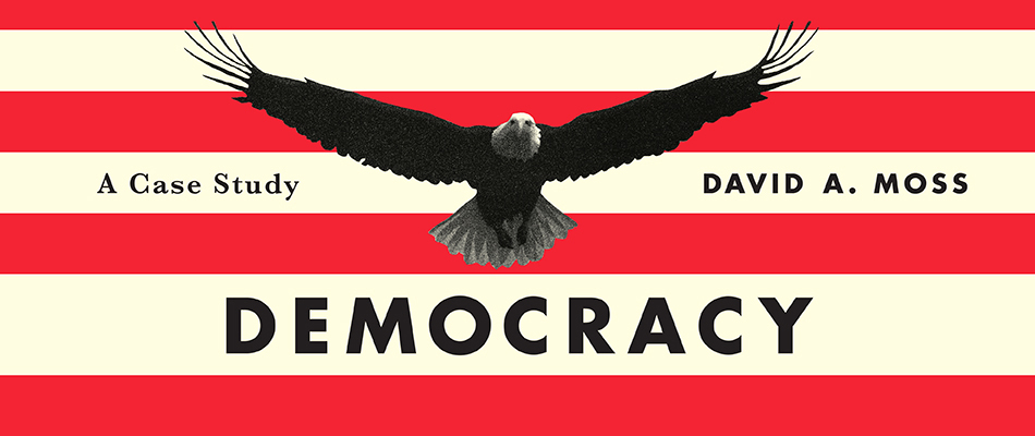 Democracy: A Case Study, by David A. Moss