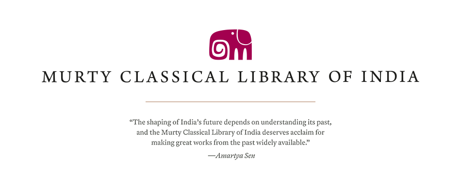 Murty Classical Library of India