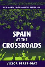 Cover: Spain at the Crossroads in HARDCOVER