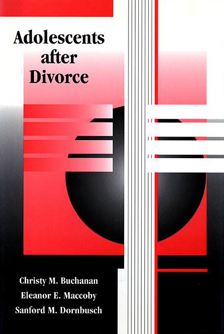 Cover: Adolescents after Divorce, from Harvard University Press