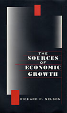 Cover: The Sources of Economic Growth in PAPERBACK