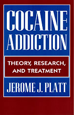 Cover: Cocaine Addiction: Theory, Research and Treatment