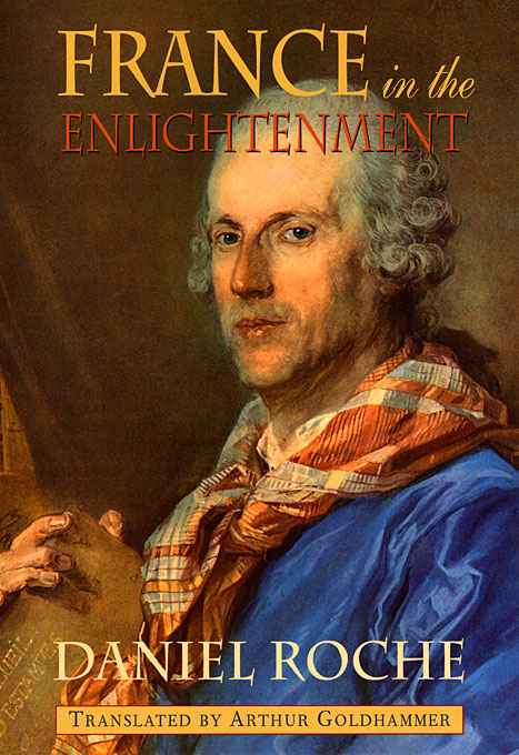 Cover: France in the Enlightenment, from Harvard University Press