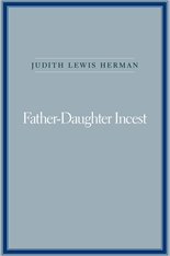 Cover: Father-Daughter Incest in PAPERBACK