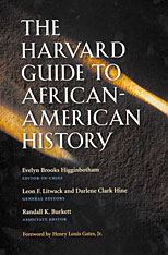 Cover: The Harvard Guide to African-American History