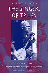 Cover: The Singer of Tales: Second Edition