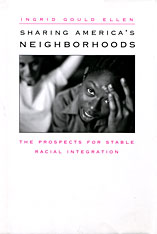 Cover: Sharing America's Neighborhoods in HARDCOVER