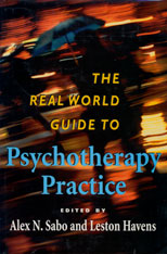 Cover: The Real World Guide to Psychotherapy Practice