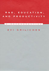 Cover: R&D, Education, and Productivity: A Retrospective