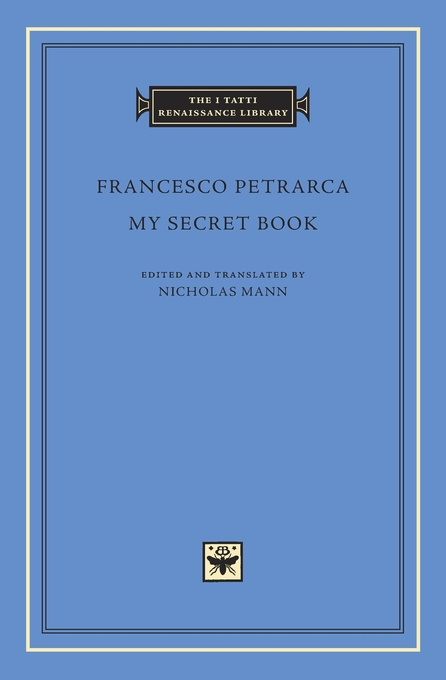 Cover: My Secret Book, from Harvard University Press