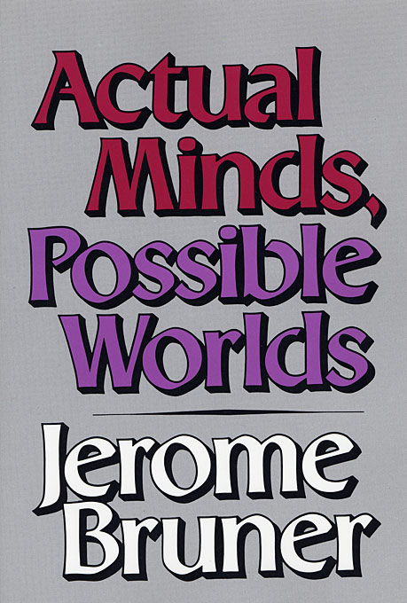 Cover: Actual Minds, Possible Worlds, from Harvard University Press