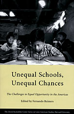 Cover: Unequal Schools, Unequal Chances: The Challenges to Equal Opportunity in the Americas