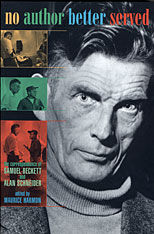 Cover: No Author Better Served: The Correspondence of Samuel Beckett and Alan Schneider