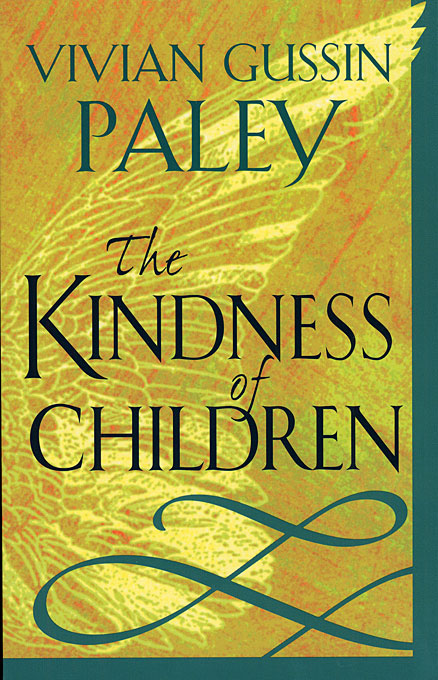Cover: The Kindness of Children, from Harvard University Press