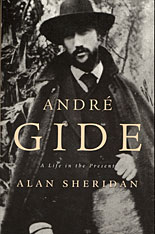 Cover: André Gide: A Life in the Present