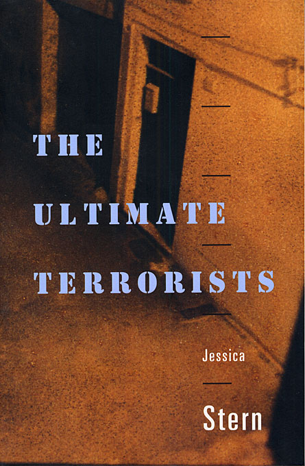 Cover: The Ultimate Terrorists, from Harvard University Press