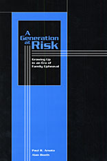 Cover: A Generation at Risk: Growing Up in an Era of Family Upheaval
