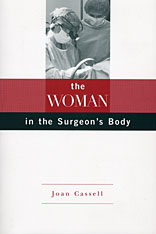 Cover: The Woman in the Surgeon's Body in PAPERBACK