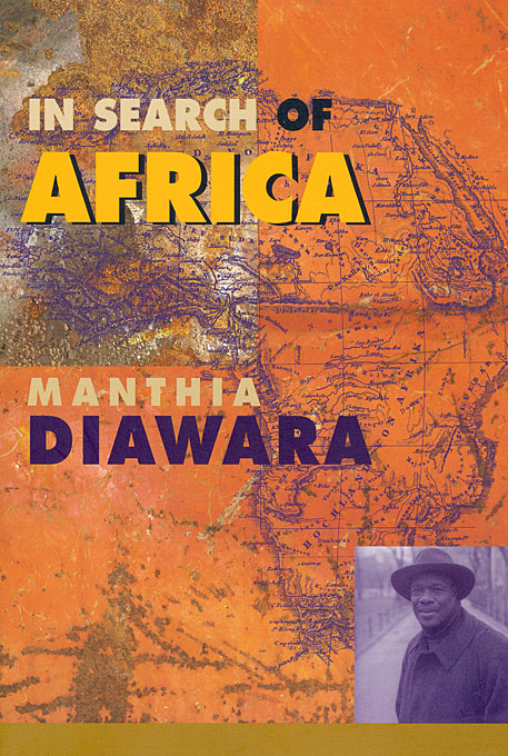 Cover: In Search of Africa, from Harvard University Press