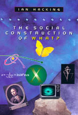 Cover: The Social Construction of What? in PAPERBACK