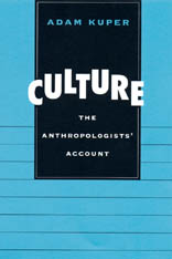 Cover: Culture: The Anthropologists' Account