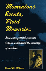 Cover: Momentous Events, Vivid Memories in PAPERBACK