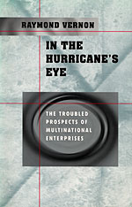 Cover: In the Hurricane's Eye in PAPERBACK
