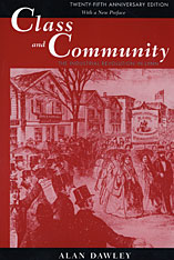 Cover: Class and Community in PAPERBACK