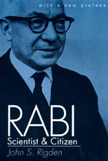 Cover: Rabi, Scientist and Citizen in PAPERBACK