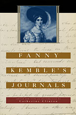 Cover: Fanny Kemble's Journals in PAPERBACK