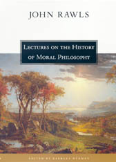 Cover: Lectures on the History of Moral Philosophy in PAPERBACK