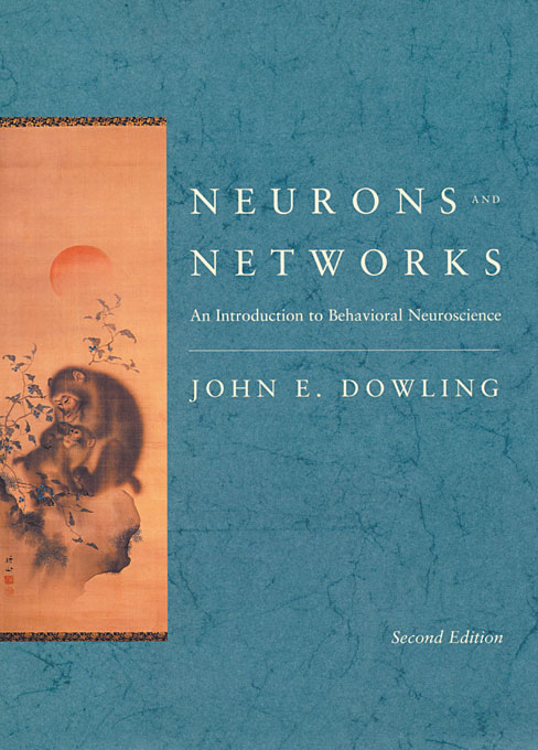 Cover: Neurons and Networks: An Introduction to Behavioral Neuroscience, Second Edition, from Harvard University Press