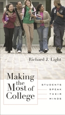 Cover: Making the Most of College in HARDCOVER