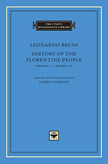 Cover: History of the Florentine People, Volume 1: Books I-IV