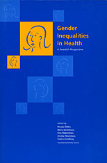 Cover: Gender Inequalities in Health:  A Swedish Perspective