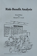 Cover: Risk-Benefit Analysis in PAPERBACK