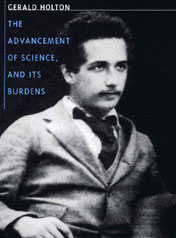 Cover: The Advancement of Science, and Its Burdens in PAPERBACK
